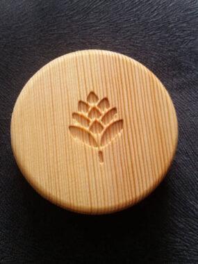 Drewno sosnowe - cnc