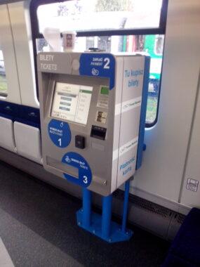Automat mobilny